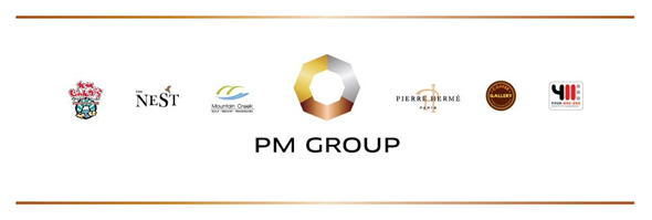 PM Group Company Limited's banner