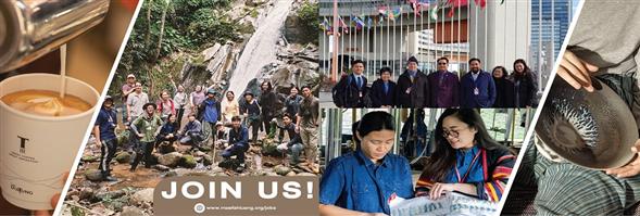 Mae Fah Luang Foundation Under Royal Patronage's banner