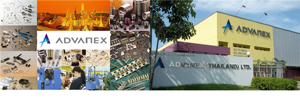Advanex (Thailand) Ltd.'s banner