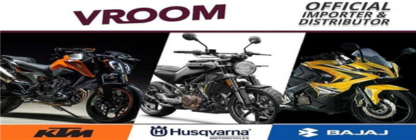 Vroom Co., Ltd.'s banner