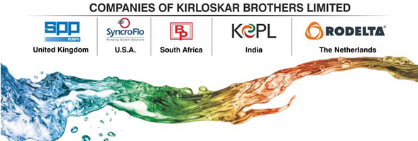 Kirloskar Brothers (Thailand) Limited's banner