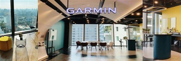Garmin (Thailand) Limited's banner