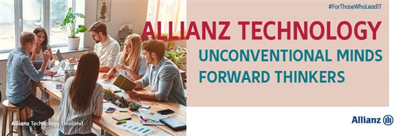 Allianz Technology (Thailand) Co., Ltd.'s banner