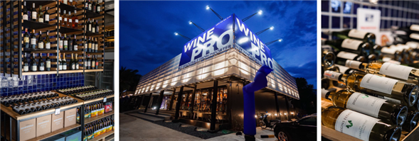 Wine Pro Co., Ltd.'s banner