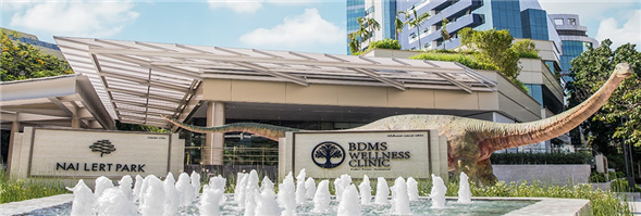 BDMS Wellness Clinic Co., Ltd.'s banner