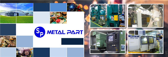 S.P.Metal Part Co.,Ltd.'s banner