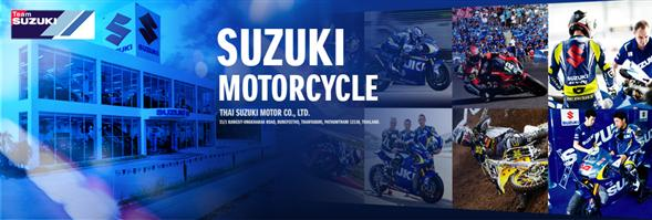 Thai Suzuki Motor Co., Ltd.'s banner