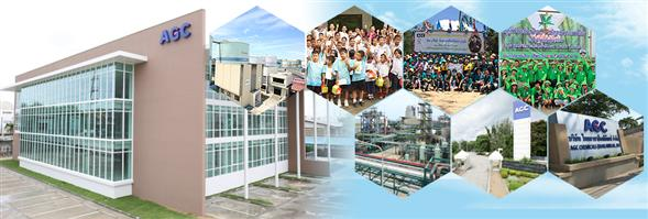 AGC Chemicals (Thailand) Co., Ltd.'s banner