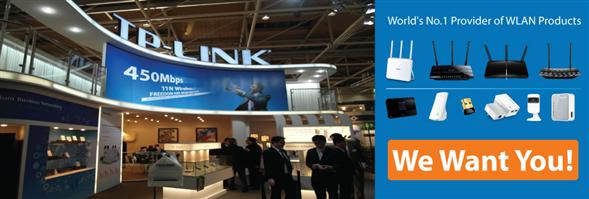 TP-LINK ENTERPRISES (THAILAND) CO., LTD.'s banner