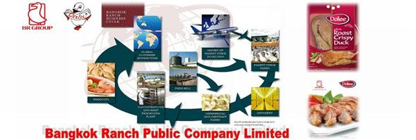 Bangkok Ranch Public Company Limited's banner
