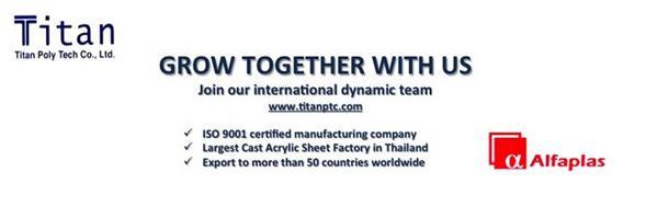 Titan Poly Tech Co., Ltd.'s banner