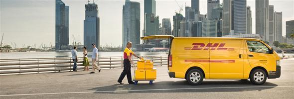 DHL Express International (Thailand) Ltd.'s banner