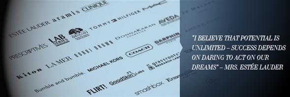 ELCA (Thailand) Ltd. (Estee Lauder Group)'s banner