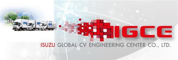 Isuzu Global CV Engineering Center Co., Ltd.'s Bænnexr̒ k̄hxng