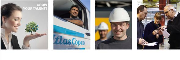 Atlas Copco (Thailand) Limited's banner