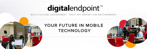 Digital Endpoint Co., Ltd.'s banner