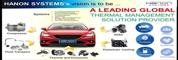 Hanon Systems (Thailand) Co., Ltd.'s banner