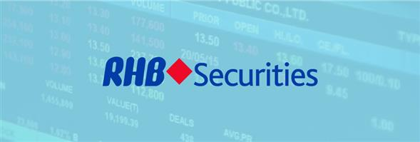 RHB Securities (Thailand) Public Company Limited's banner