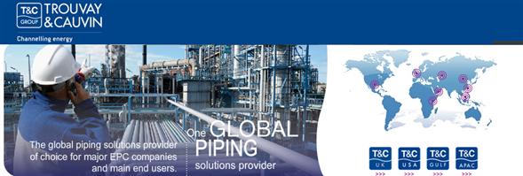 Trouvay & Cauvin Asia Pacific Co., Ltd.'s banner