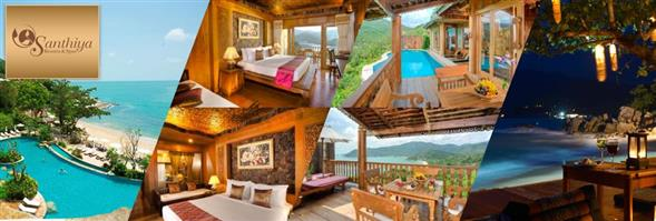 Santhiya Resorts and Spas Co., Ltd./บริษัท สันธิญา รีสอร์ท แอนด์ สปา จำกัด's Bænnexr̒ k̄hxng