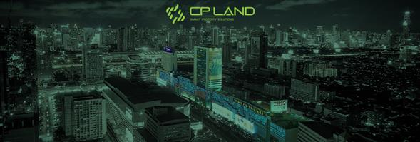 C.P. Land Public Company Limited's banner