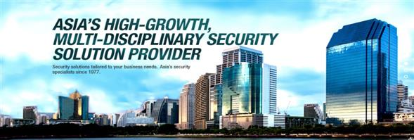 Guardforce Cash Solutions Security (Thailand) Company Limited's banner