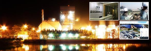 JERA Power (Thailand) Co., Ltd.'s banner