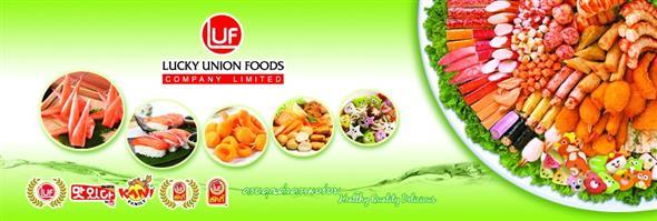 Lucky Union Foods Co., Ltd./บริษัท ลัคกี้ ยูเนี่ยน ฟู้ดส์ จำกัด's banner