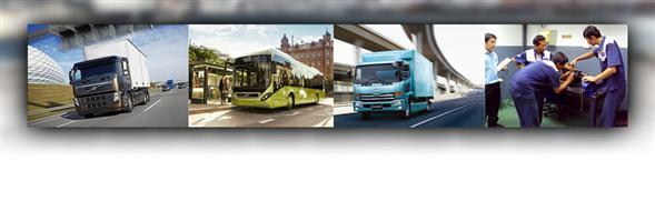 Volvo Group (Thailand) Co., Ltd.'s banner