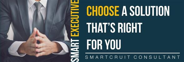 SMARTCRUIT CONSULTANT RECRUITMENT COMPANY LIMITED's banner