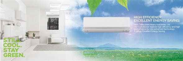 Mitsubishi Heavy Industries - Mahajak Air Conditioners Co., Ltd.'s banner