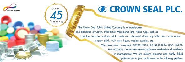 Crown Seal Public Company Limited's Bænnexr̒ k̄hxng