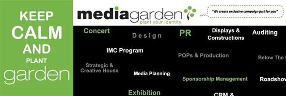 Media Garden Co., Ltd.'s banner