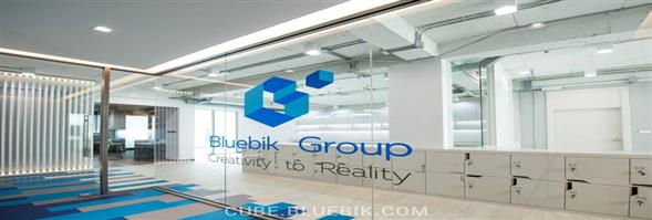 Bluebik Group Co., Ltd.'s banner