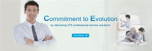 ZTE (Thailand) Co., Ltd.'s banner