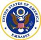 US Embassy Bangkok's logo