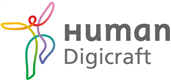 Human Digicraft Robot School's logo