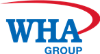 WHA GROUP's logo