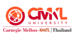 CMKL University's logo