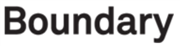 Boundary Co., Ltd.'s logo