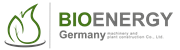 BIOENERGY GERMANY–MACHINERY AND PLANT CONSTRUCTION CO., LTD.'s logo