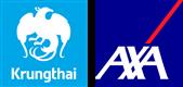 Krungthai-AXA Life Insurance Public Company Limited's โลโก้ของ