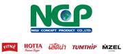 New Concept Product Co., Ltd. (FITNE & HOTTA)'s logo