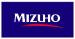 Mizuho Bank's logo