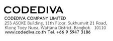 CODEDIVA COMPANY LIMITED